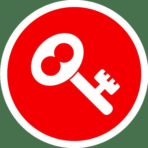 Fast alle Schlüssel können kopiert werden