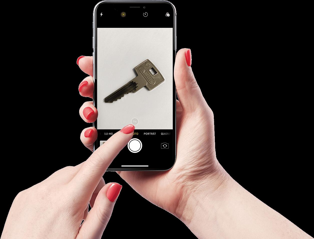 Schlüssel-Kopie online